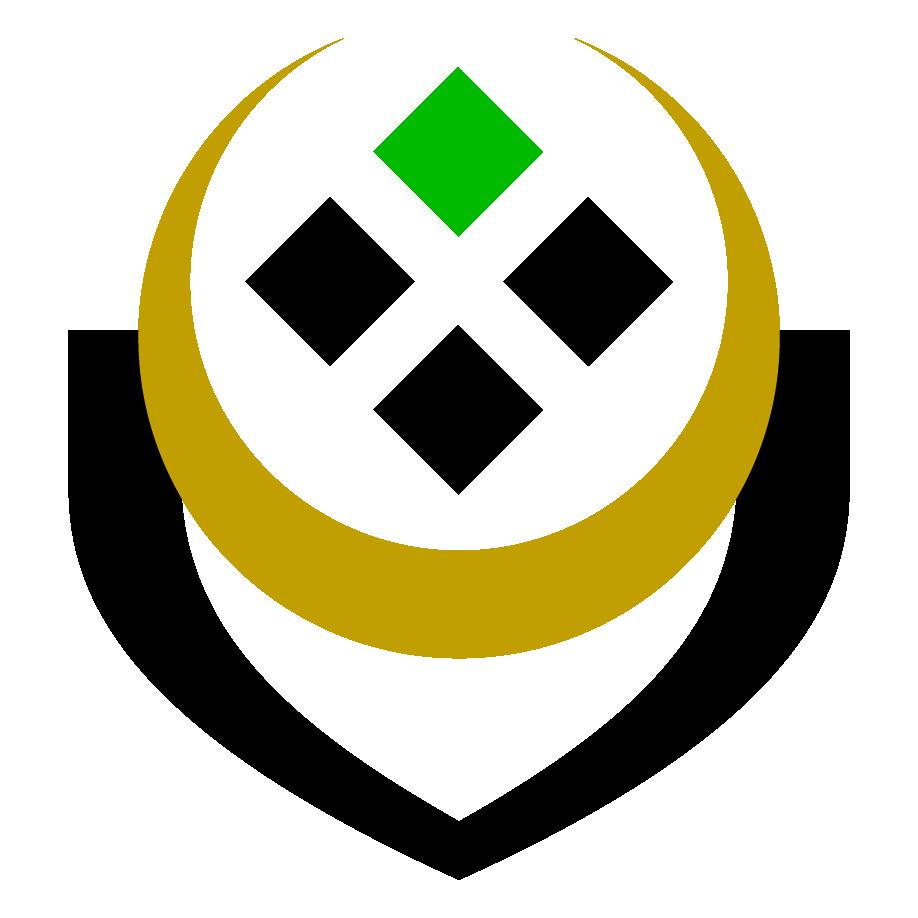 Samurai icon c rgb
